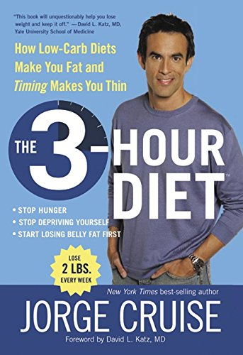 Jorge Cruise's The 3 Hour Diet