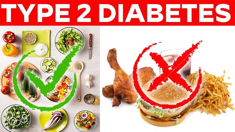 Best and Worst Foods for Type 2 Diabetes