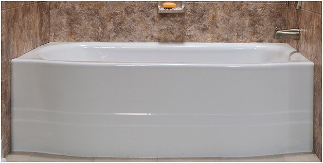 How to Choose a Replacement Bathtub