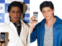 Shahrukh Khan Photo Before and After Plastic Surgery