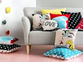 Decorative Pillows in Your Room