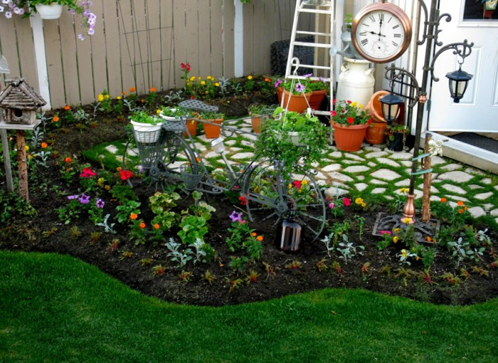 Garden Decor Tips on Making the Design with the Right Sketch