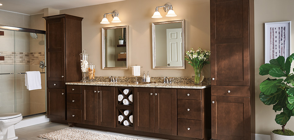 Bathroom Wall Cabinets Designs
